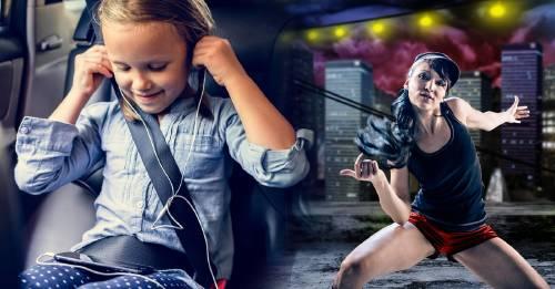 Por qué escuchar reggaeton puede afectar el desarrollo psicológico de los niños