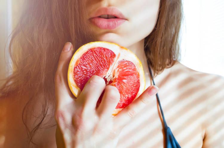 frutas orgasmos