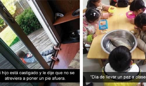 Conoce a los niños más obedientes del mundo, ¿quieres tener uno así en casa?