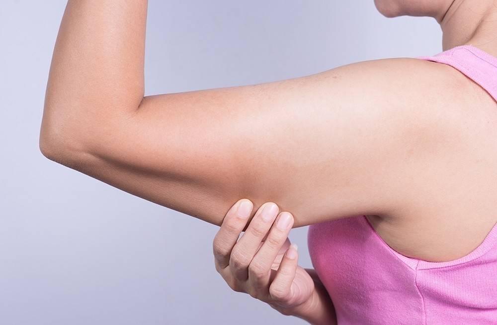 Cómo eliminar el exceso de grasa de los brazos
