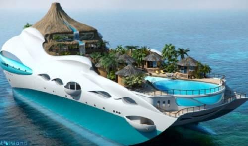 10+ yates más impresionantes y lujosos del mundo