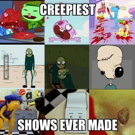 Las mini series más bizarras de internet.