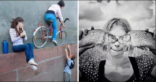 13+ fotografías con una perspectiva única que harán explotar tu cerebro