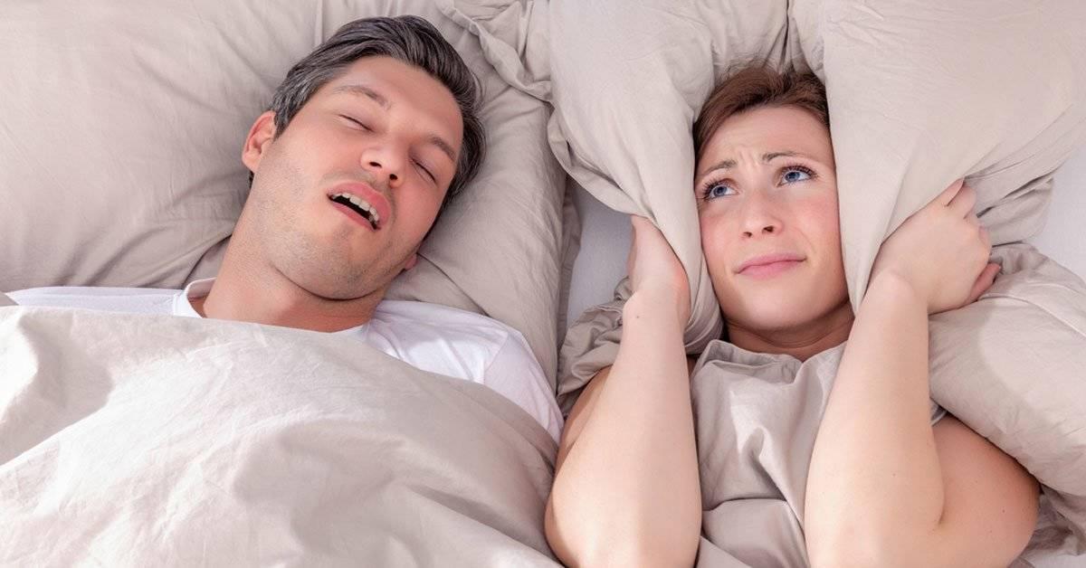 El truco de cinco minutos para dejar de roncar definitivamente