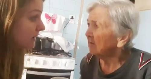 Estremecedoras palabras esta madre con alzheimer le dice a su hija, inevitable..