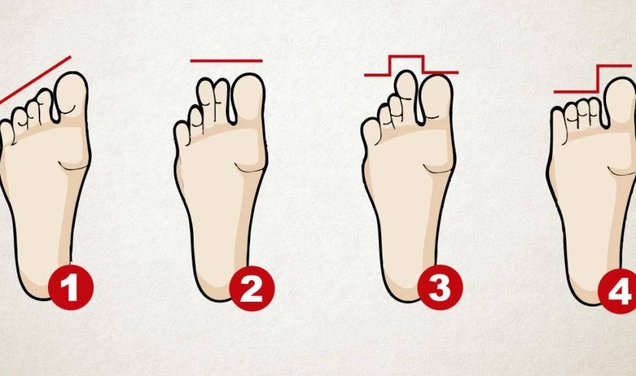 La forma de tu pie podría revelar tu personalidad oculta