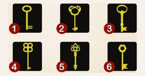 El Test de las llaves de un reconocido psicólogo: elige una llave y descubre ..