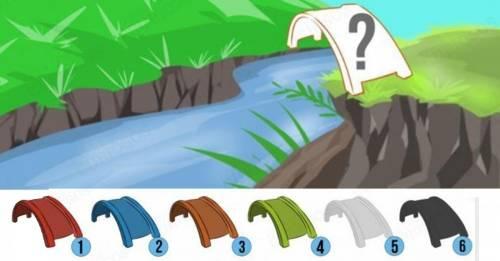Test psicológico: ¿De qué color pintarías el puente? Tu respuesta te podr