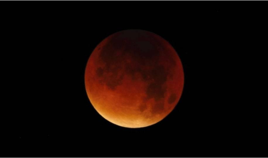 ¡el primer supereclipse lunar del 2018! - no te lo pierdas, será impresionante