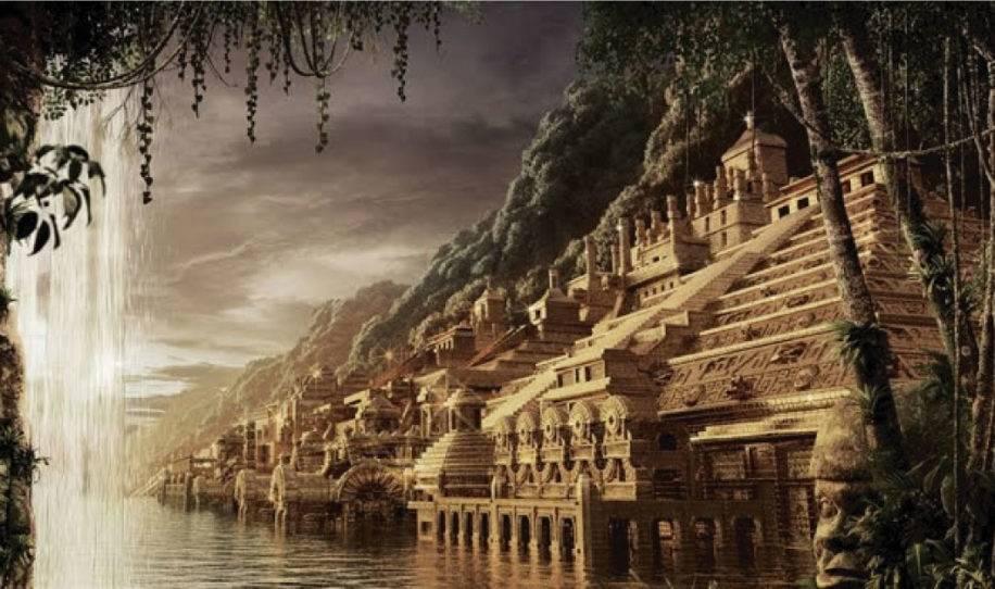 Descubren \'\'ciudad perdida\'\' del imperio inca en la selva de perú (fotos+)