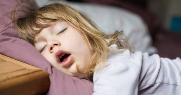 ¿babeas cuando duermes? entonces eres muy afortunado - descubre por qué