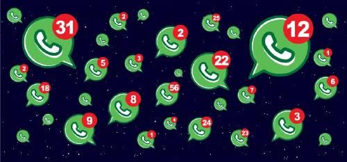 ¿Buscas desconectarte? 5 tips para que no te enloquezcan por WhatsApp