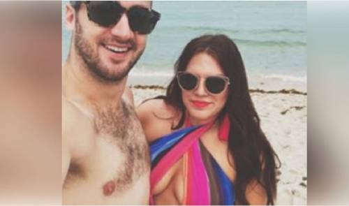 Publica foto de su pareja en bikini - lo que dijo de su cuerpo ha sido aplaudi..