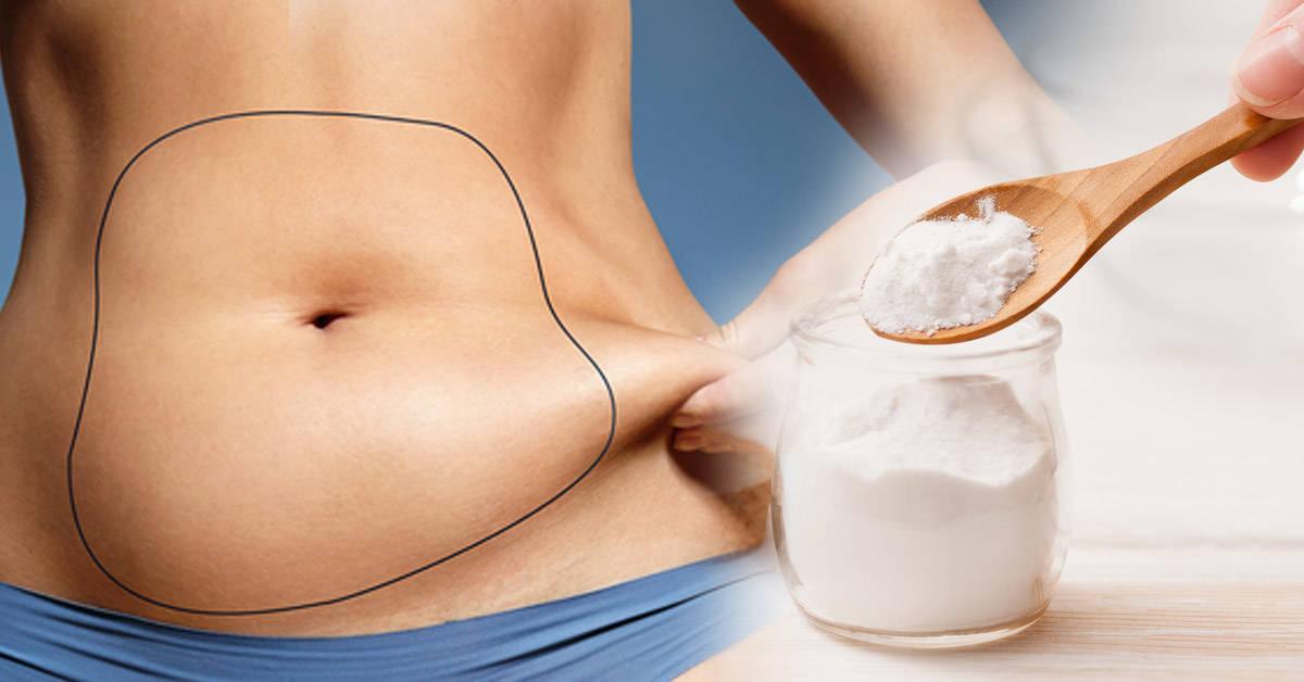 Cómo usar bicarbonato de sodio para bajar de peso