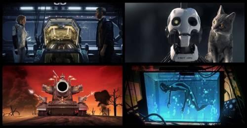 Robots,  amor y muerte: mira el increíble tráiler de la nueva serie de David Fincher