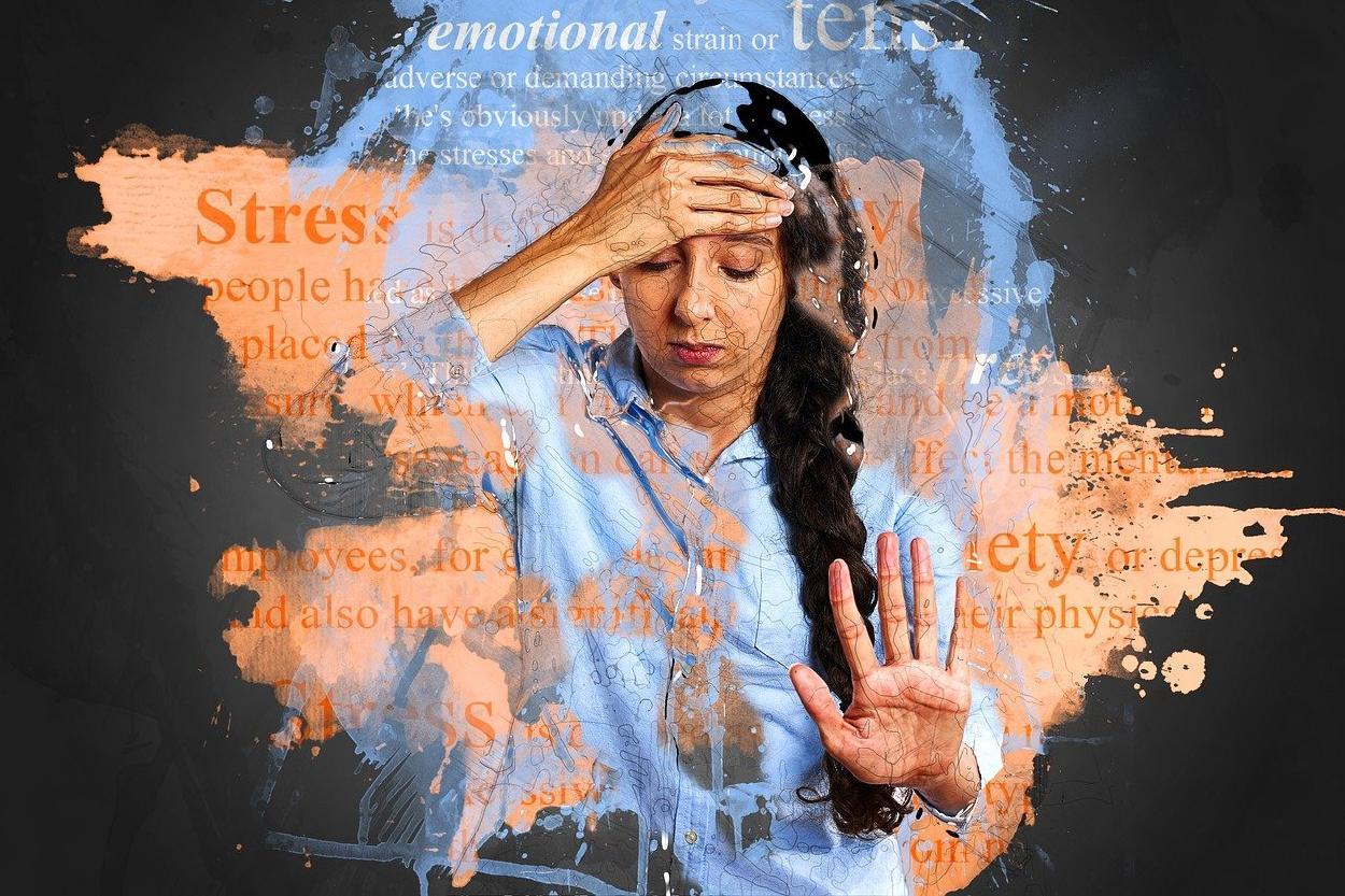 Si sufres alguno de estos sintomas tienes estrés