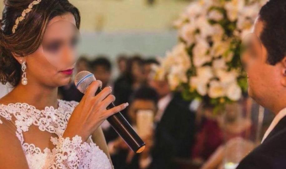 Se entera de la traición el día de su boda y esto fue lo que hizo frente a t..