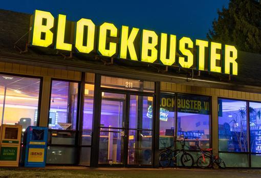 Puedes pasar la noche en el último Blockbuster del mundo