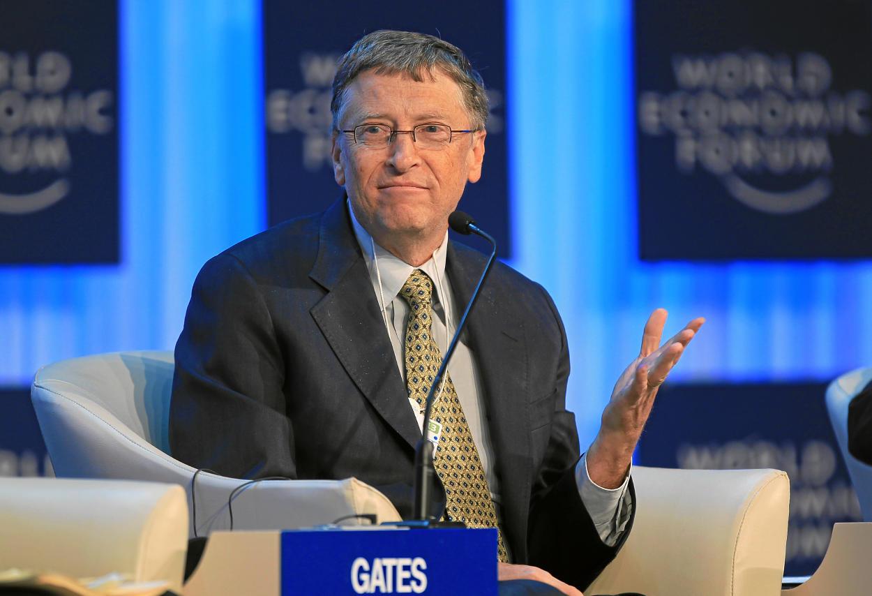 Estas son las predicciones de Bill Gates para el mundo postcoronavirus