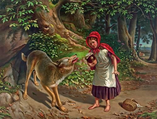 Por qué prohibieron Caperucita Roja y otros cuentos infantiles en una escuela