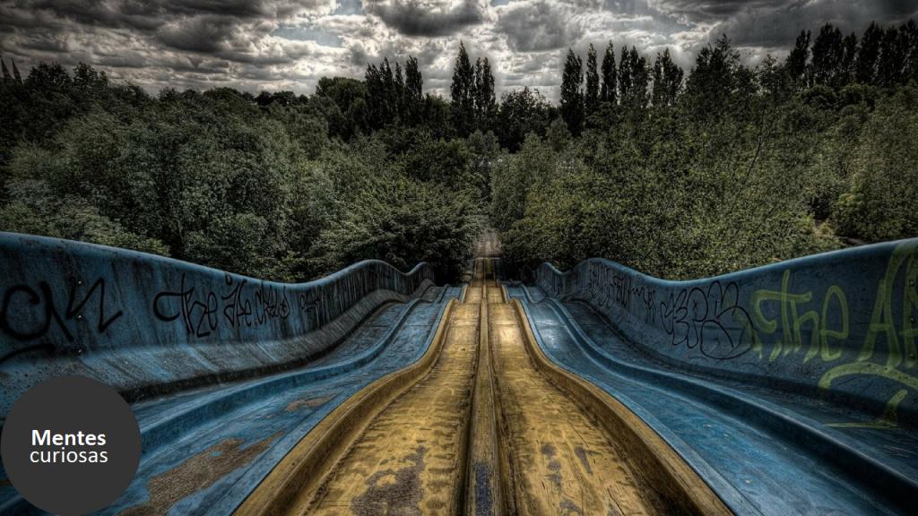 8 siniestros parques de diversiones abandonados por tragedias