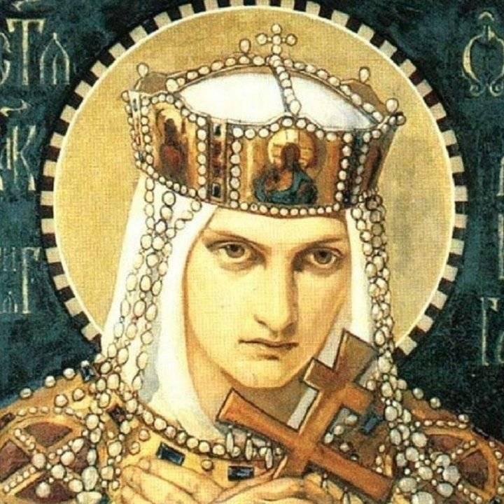 Matar a 5 mil personas y convertirse en santa de la Iglesia, la historia de Olga