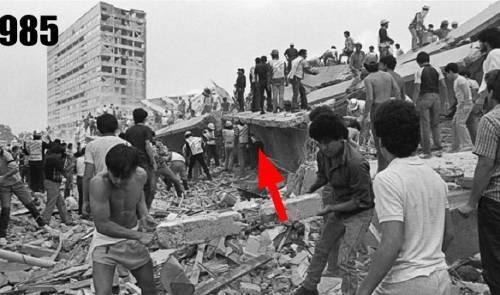 Conoce la historia de monchito, el niño que nunca existió en el terremoto de..