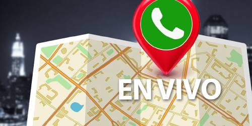 Conoce la nueva función de whatsapp que permite localizarnos en un mapa en ti..