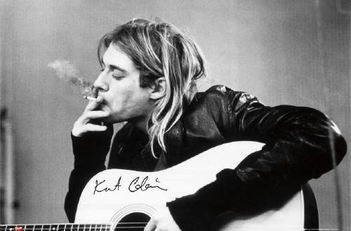 Así se expresaba Kurt Cobain sobre el amor, la adicción y los excesos