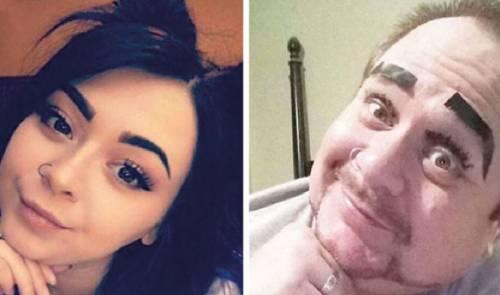 Este padre imitó todas las fotos de su hija en facebook y este fue el resultado