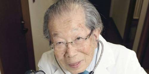 Este médico japonés con 105 años de edad da estos 15 consejos saludables