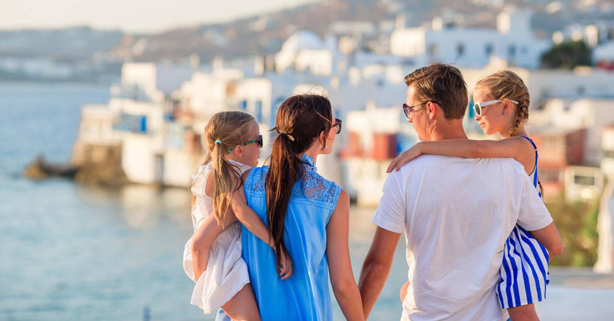 Una paradisíaca isla griega busca habitantes: te pagan todo a cambio de un único requisito