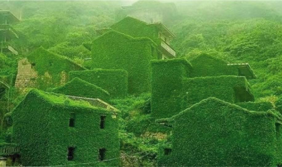 19+ fotos de sitios espectaculares que fueron abandonados