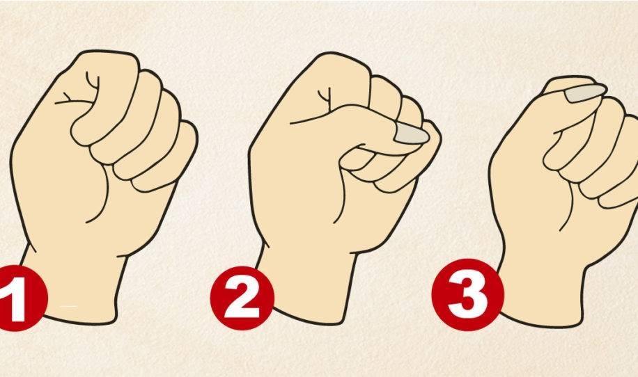 Una simple postura con tus manos puede revelar tu personalidad. ¡descúbrelo ..