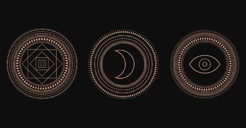 Escoge un símbolo místico para revelar algo profundo de tu energía