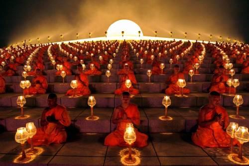 El super poder de los monjes tibetanos