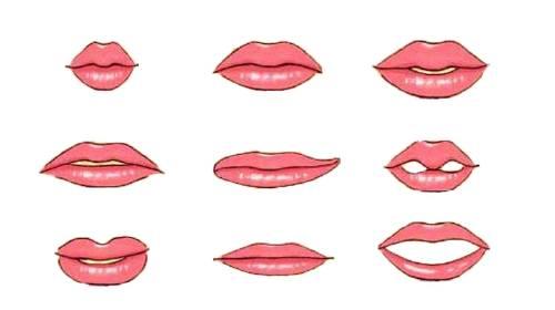 Descubre lo que la forma de tus labios dicen de tu personalidad