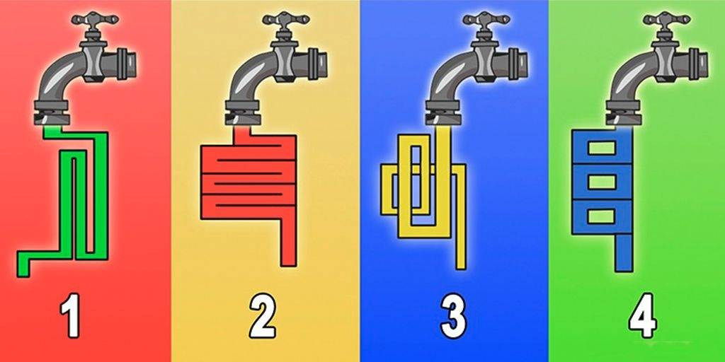 ¿por cuál tubería fluye más rápidamente el agua? tu respuesta pondrá al ..