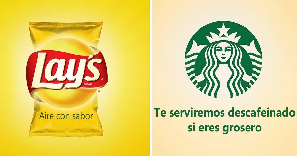 12+ slogans de famosos productos si fueran honestos