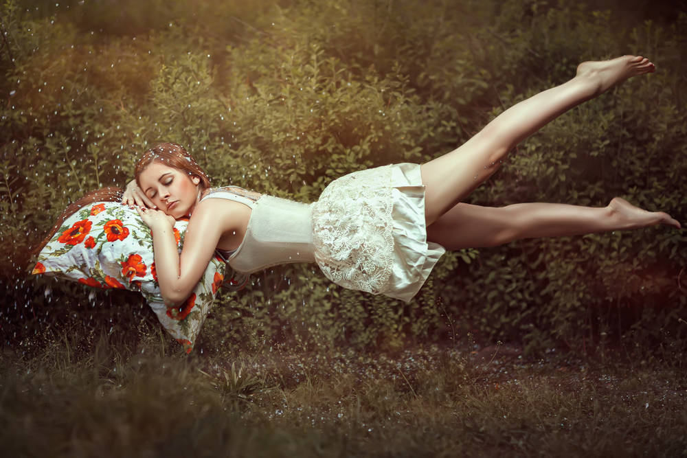 Sueños lúcidos: una manera de controlar lo que sueñas