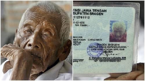 Murió a los 146 años, fue el hombre más viejo del mundo y reveló sus secre..