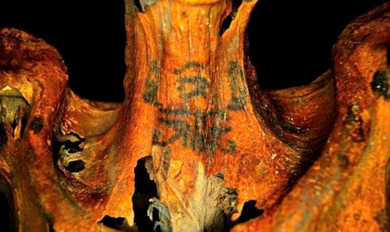 Descubren los restos de una bruja egipcia de 25 años