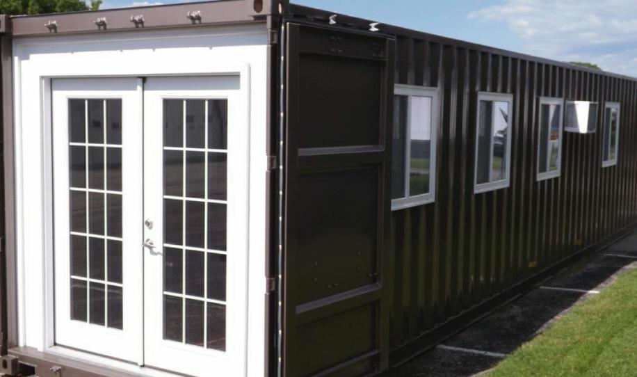 Casa de solo 30 m2 con un interior que te hará alucinar y ¡la puedes comprar!