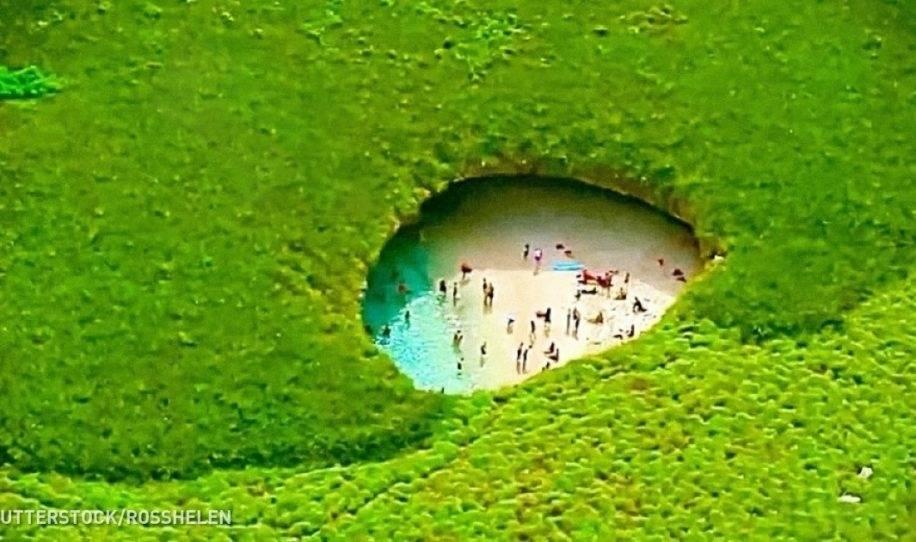 21 lugares ocultos del mundo que pocas personas conocen