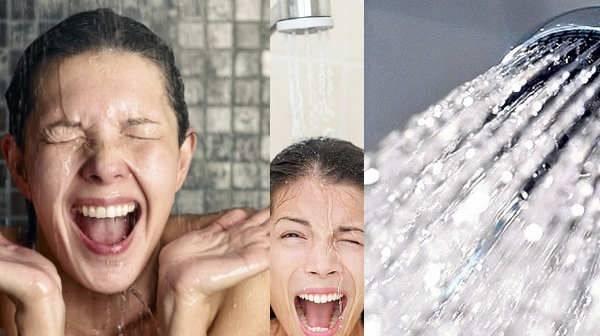 Increíbles beneficios se reciben en el organismo al bañarse con agua helada
