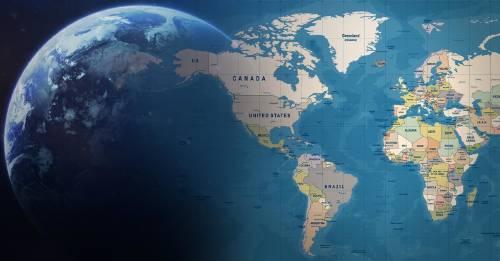 Alertan que el Atlántico podría desaparecer y se fusionaría Europa con Canadá