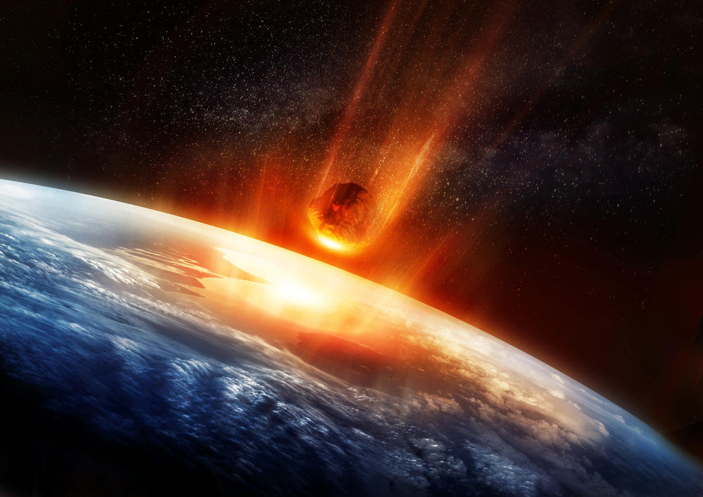 Una nueva teoría explica de dónde vino el meteorito que acabó con los dinosaurio