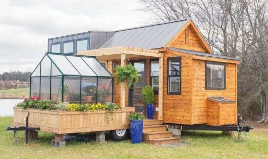 Asombrosa casa de 30m2, es pequeña pero su diseño es brillante ¡tienes que ..