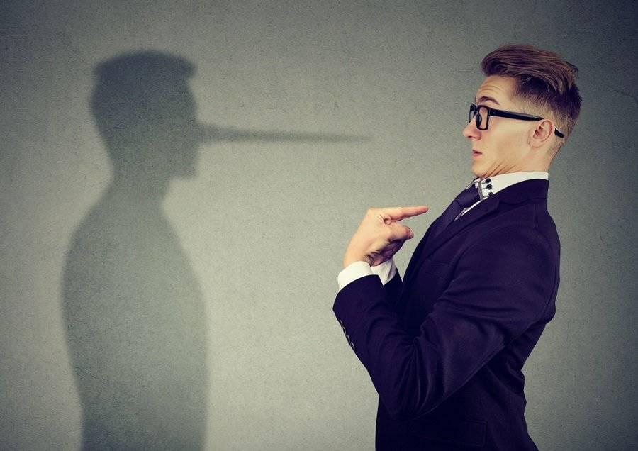 10 signos de que estas hablando con un mentiroso