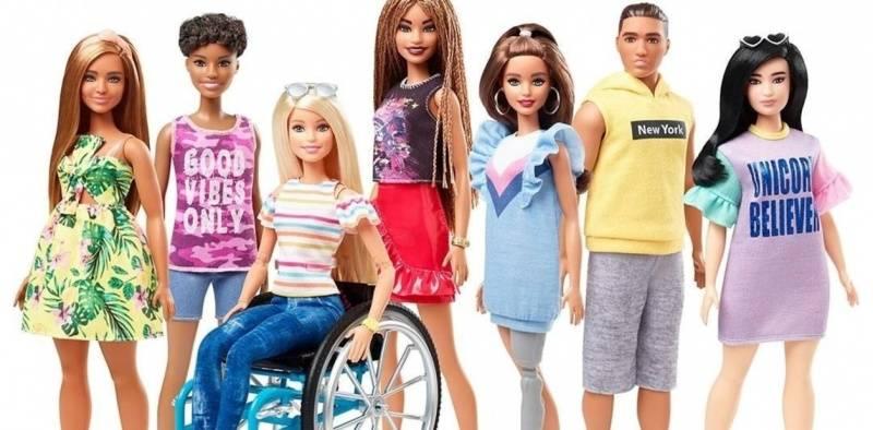 ¡Sorprendenete! Mira la nueva Barbie que apuesta por la inclusión
